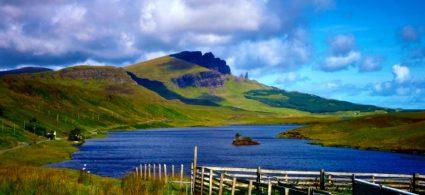 Itinerarios en Escocia