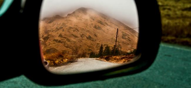 Escocia en automóvil